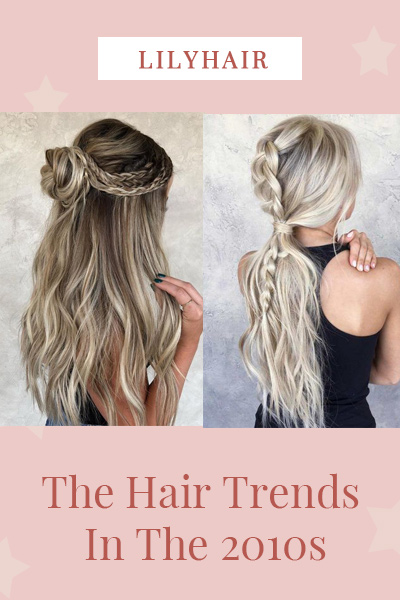 Quickly Review Of The Hair Trends In The 2010s